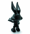 Bugs Bunny Monochrome 12-Inch Black Vinyl Figure pre-order
