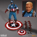 Captain America 1:12 Collective Action Figure pre-order