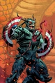 Captain America #20 comic book pre-order