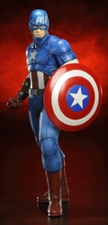 Captain America ARTFX+ statue Marvel Now