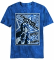 Captain America CA Justice t-shirt men Royal River Wash pre-order