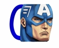 Captain America Molded Coffee Mug Pre-Order