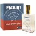 Captain America Patriot cologne 120 ml Avengers