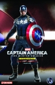 Captain America Winter Soldier 1/9 Model Kit pre-order