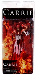 Carrie 7 inch action figure Bloody Version