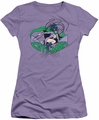 Catwoman Action juniors t-shirt