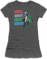 Catwoman Here Kitty juniors t-shirt