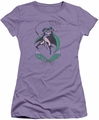 Catwoman Kitten with a Whip juniors t-shirt