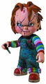 Childs Play Chucky Stylized Roto Action Figure pre-order