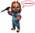Childs Play Talking Chucky 15-Inch Mega Scale Figure pre-order