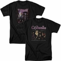 Cinderella band t-shirts