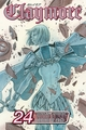 Claymore Graphic Novel Vol 24 pre-order