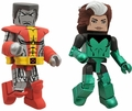 Colossus Rogue Marvel Minimates Series 47