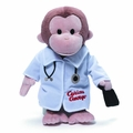 Curious George 13-Inch Doctor Plush pre-order