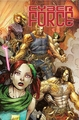 Cyber Force #12 comic book pre-order