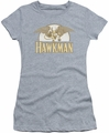 Hawkman juniors t-shirt Fly By heather