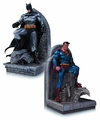 Dc Comics Superman & Batman Bookends pre-order
