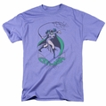 Catwoman t-shirt Kitten With A Whip mens lavendar