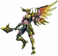 Dc Comics Variant Play Arts Kai Hawkman Action Figure pre-order