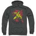 DC pull-over hoodie Creeper adult Charcoal