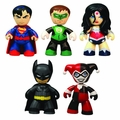 Dc Universe Mini Mezitz 5-Piece Box Set pre-order