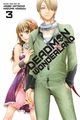 Deadman Wonderland Graphic Novel Vol 03 pre-order