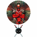 Deadpool 3D Motion Wall Clock pre-order