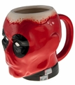Deadpool Molded Coffee Mug