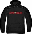 Deadworld pull-over hoodie Logo adult black