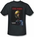 Deadworld t-shirt Issue Number 1 mens charcoal