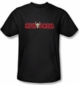 Deadworld t-shirt Logo mens black