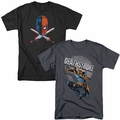 Deathstroke t shirts & apparel