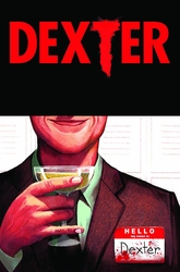 Dexter #1  comic book