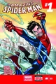 Df Amazing Spider Man #1 Romita Jr Silver Signed Series comic book pre-order