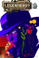Df Legenderry A Steampunk Adv #2 Fat Jacks Limited Cover comic book pre-order