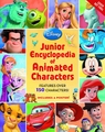 Disney Junior Encyclopedia Animated Characters Hc pre-order