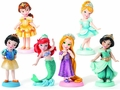 Disney Showcase Little Princesses 12-Piece Pre-Pack pre-order