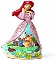 Disney Traditions Ariel With Castle Dress Figurine pre-order