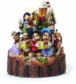 Disney Traditions Caroling Carved By Heart Figurine pre-order