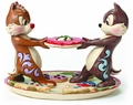 Disney Traditions Chip & Dale With Cookies Figurine pre-order