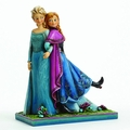 Disney Traditions Frozen Anna & Elsa Figurine pre-order