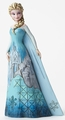Disney Traditions Frozen Elsa With Castle Dress Figurine pre-order