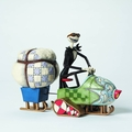Disney Traditions Jack In Mobile Figurine pre-order