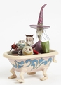 Disney Traditions Nightmare Before Christmas Lock Shock & Barrel Figurine pre-order