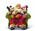 Disney Traditions Santa/Minnie/Mickey Figurine pre-order