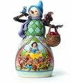 Disney Traditions Snow White Snowman Figurine pre-order