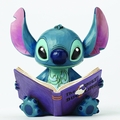 Disney Traditions Stitch With Storybook Figurine pre-order