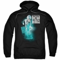 Doctor Mirage pull-over hoodie Crossing Over adult black