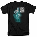 Doctor Mirage t-shirt Crossing Over mens black