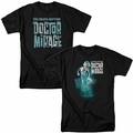 Doctor Mirage t-shirts